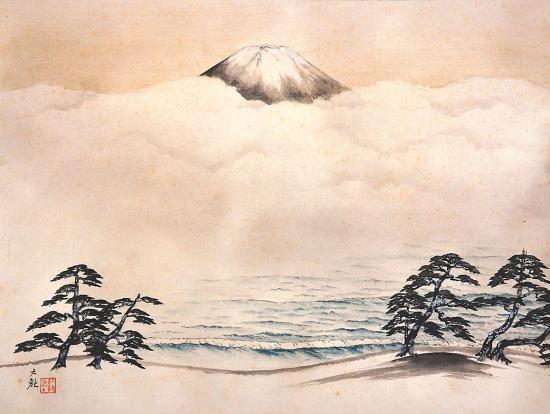 Montagne de chine