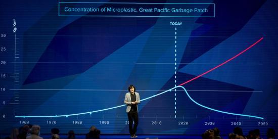 Ocean cleanup le neerlandais qui veut depolluer les oceans se lance plus tot que prevu