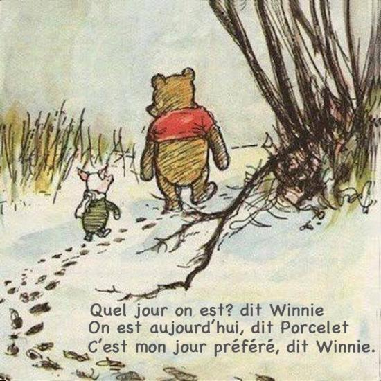 Winnie et porcelet